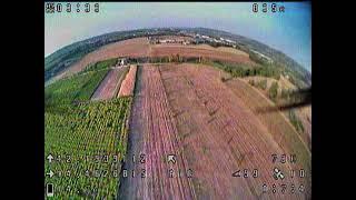 AMAXinno 5 inch - FPV Mid Range test - 2 Kilometers