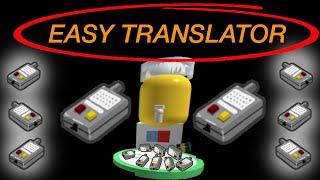 🐝Bee Swarm Simulator🐝 ( How To Get Translator) !