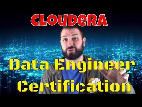Should I Get Cloudera Data Engineer Certified? - YouTube