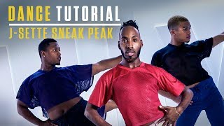 Step Up: High Water | Dance Tutorial | J-Sette Sneak Peak