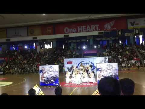 GAZELLE ASSISI SAMARINDA  AT FINAL DBL 2018 SAMARINDA