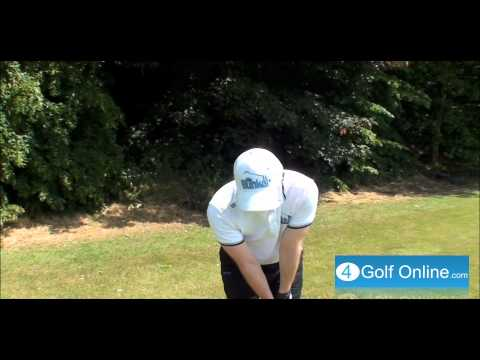 Golf Shot Game Pitching Lesson