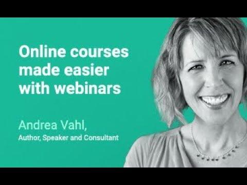 ClickMeeting Webinar: Online Courses Made Easier with Webinars ...