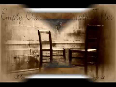 Empty chairs at Empty Tables - female cover - LES MISERABLES Ailesha Austen