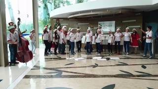 2016 Christmas Carols at HPE Cyberjaya - Rudolph The Red Nosed Reindeer