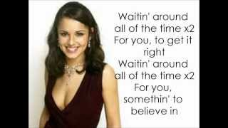 WAITING LYRICS-CHERYL COLE