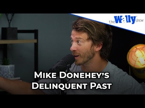 "Mike Donehey's from 10th Avenue North and his ""Delinquent"" Past"