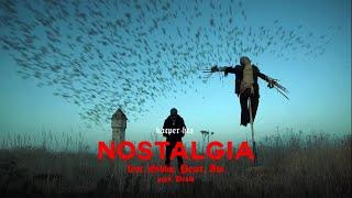 Kadr z teledysku Nostalgia tekst piosenki Kacper HTA feat Gibbs, Pezet, Avi