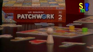 Spiel doch mal PATCHWORK! (Spiel doch mal...! - Folge 06)