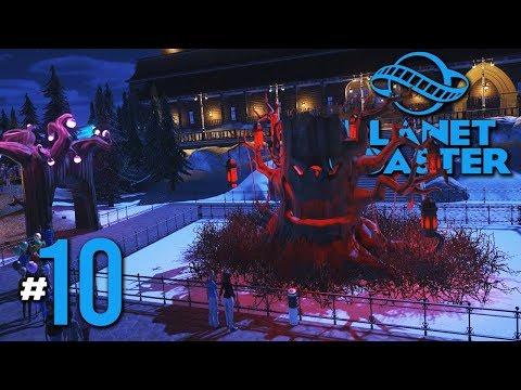 คฤหาสน์ผีสิง หญิงสยองขวัญ - Planet Coaster #10(บอกลาHeartLand)