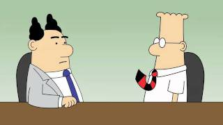 Dilbert Animated Cartoons - Management Coordination and Utter Apathy