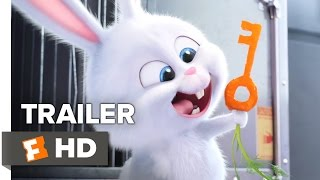 The Secret Life Of Pets - Official Snowball Trailer (2016)