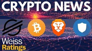 Weiss Ratings: Best Cryptos 2019, Brave Update, Binance
