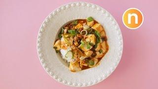 Mapo Tofu [Nyonya Cooking]