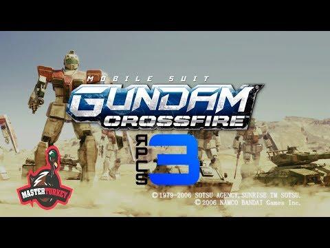RPCS3] Mobile Suit Gundam Side Stories [In-game] - смотреть