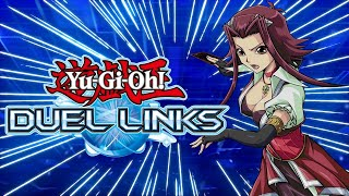 Playing Yu-Gi-Oh Duel Links! - Unlocking 5Ds WORLD (#3)