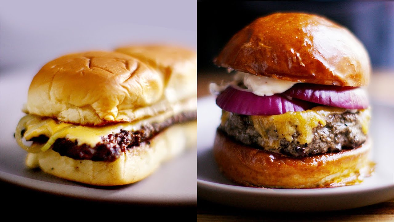 How To Cook A Thick Burger Vs. A Thin Burger thumbnail