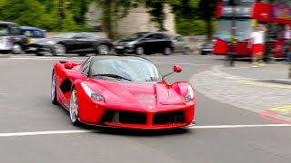 The Arab MILLION DOLLAR Supercars are starting to arrive in London!
