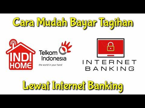 Cara Membayar Tagihan Indihome di Internet Banking BRI