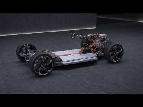 Audi E Tron Sportback Concept | Tech