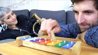 """26/04/20 """"C'est la vie"""", un clip entièrement joué... avec des jouets!"""