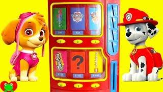 Paw Patrol Toy Vending Machine Surprises