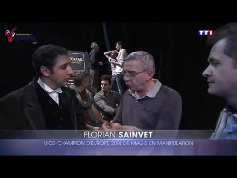 TF1 - Reportage JT 20h La magie en France