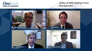Utility of MRD Testing in CLL Management