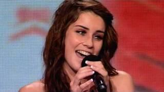 The X Factor 2009 - Lucie Jones - Auditions 3 (itv.com/xfactor)