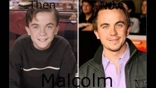 | Malcolm In The Middle Stars Then And Now |