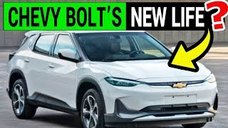 Is Chevy Bolt EV Getting a New Life?