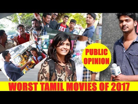 Worst Tamil movies of 2017  Public opinion - Vivegam|Ajith|Vijay