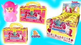 KAWAII СКВИШИ МЕНЯЮЩИЕ ЦВЕТ Color Change! ГЕРОИ ИЗ СКАЗКИ! 5 серия! Surprise Toy Unboxing Video