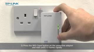 TP-Link Wireless Powerline Setup Tutorial Video