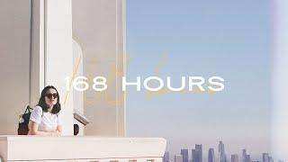 Sober In LA 🍸   168 Hours   Lucy Moon