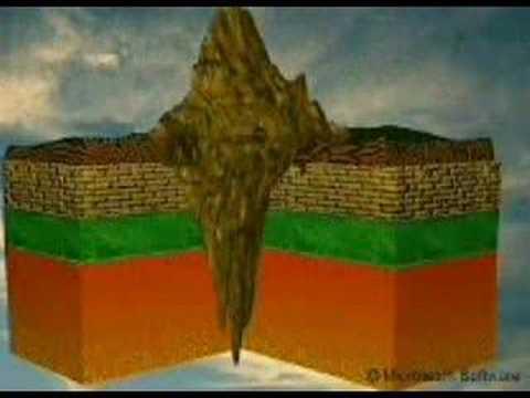 والجبال أوتادا - الإعجاز العلمي في القرآن الكريم
