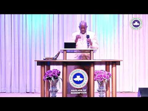 Marriage In God's Perspective I ~ Pastor Ade Okonrende