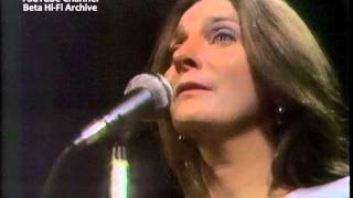 "JUDY COLLINS - ""Send In The Clowns"" With Boston Pops  1976"