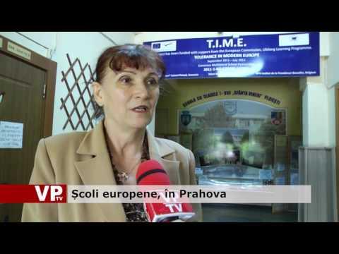 Școli europene, în Prahova