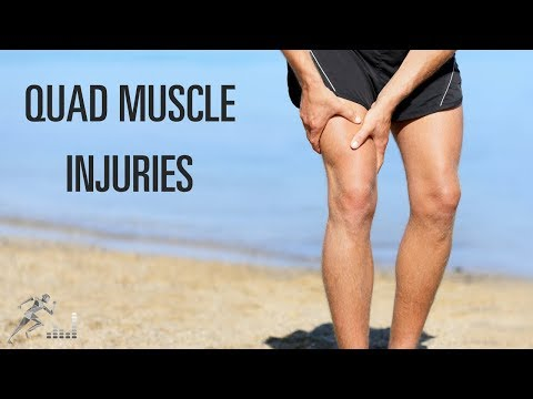 Video Treatment of quadriceps muscle injuries