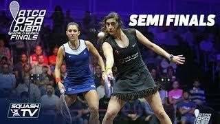Squash: World Series Finals 2017/18 - Women