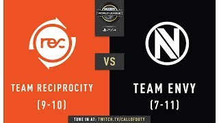 Team Reciprocity vs Team Envy | CWL Pro League 2019 | Cross-Division | Week 12 | Day 2