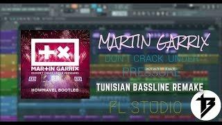 Martin Garrix - Don't Crack Under Pressure//Now That I've Found You (FL studio remake) free FLP