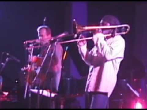 "Henry Cook /Frank Lacy / Don Moye at European Jazz Expo ""Early Morning"""