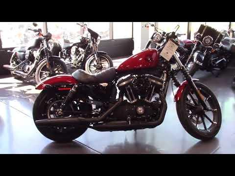 2019 HARLEY-DAVIDSON Sportster Iron XL883N