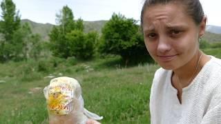 preview picture of video 'Rowerem wzdłuż Issyk-Kul, opowieści o Kirgistanie i  jego historii (Kirgistan #2)'