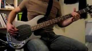 Anouk - Jerusalem bass guitar