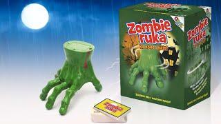Zombie Ruka - strašidelná zábava