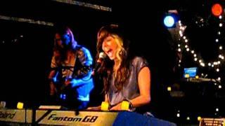 Christina Perri - Bluebird - July 25, 2011 - Atlanta, GA