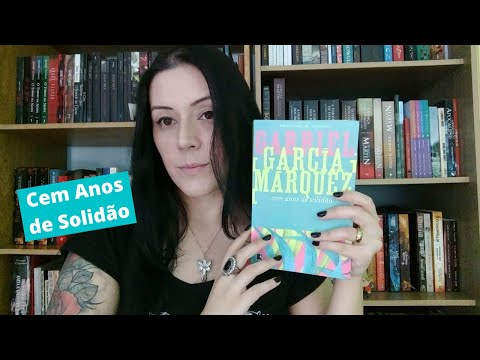 CEM ANOS DE SOLIDÃO (GABRIEL GARCÍA MÁRQUEZ)